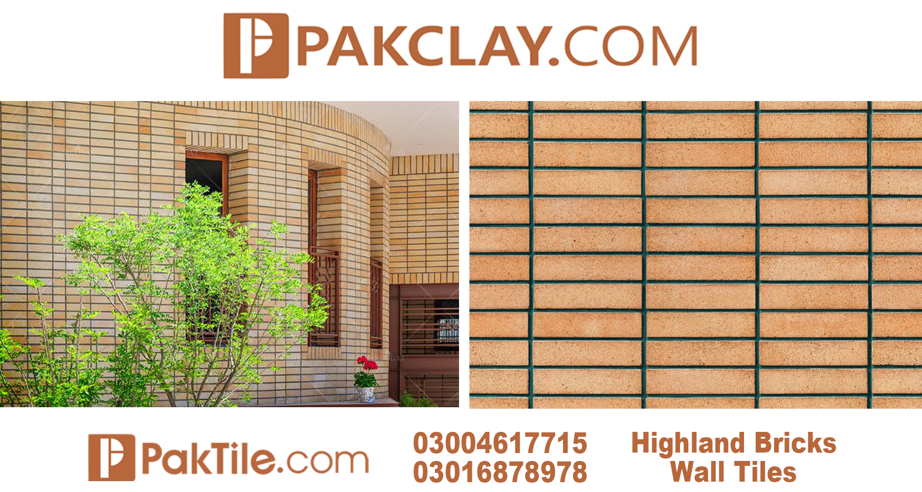 09 Highland Brick wall tiles in pakistan