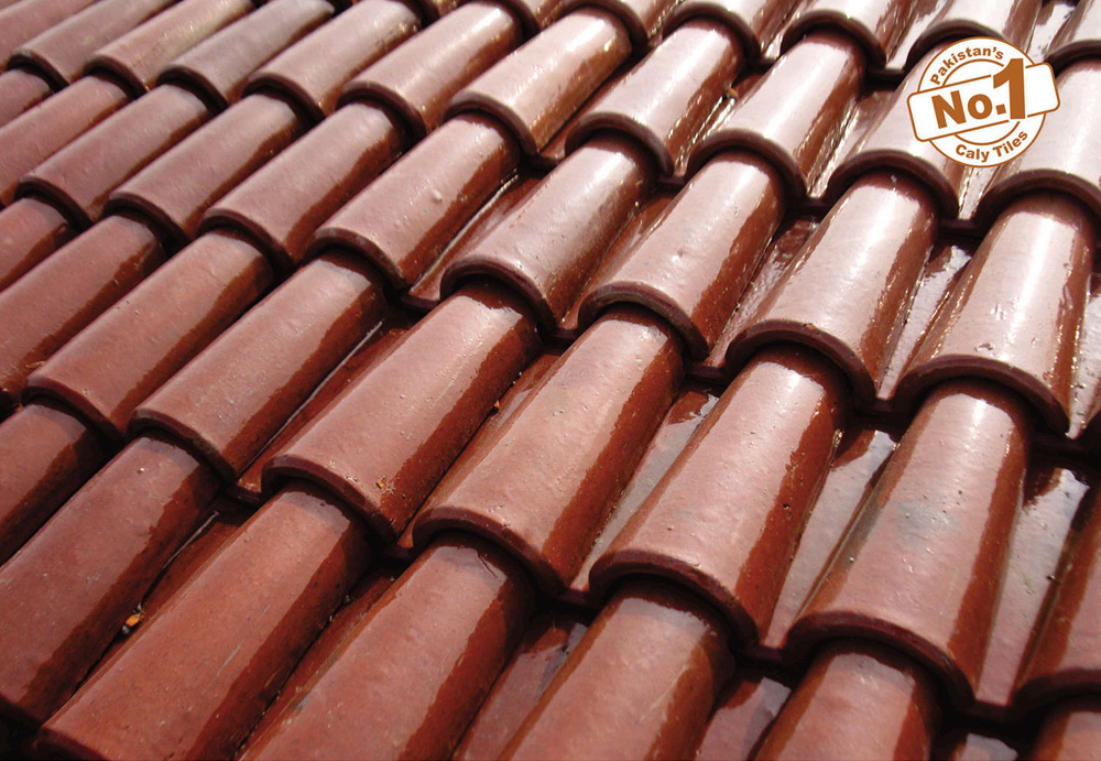 1 Terracotta Roof Tiles in Pakistan
