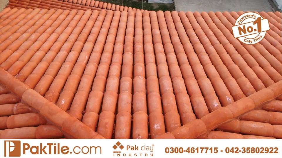 10 Khaprail Tiles in Lahore Concrete Roof Tiles Design in Pakistan Images.