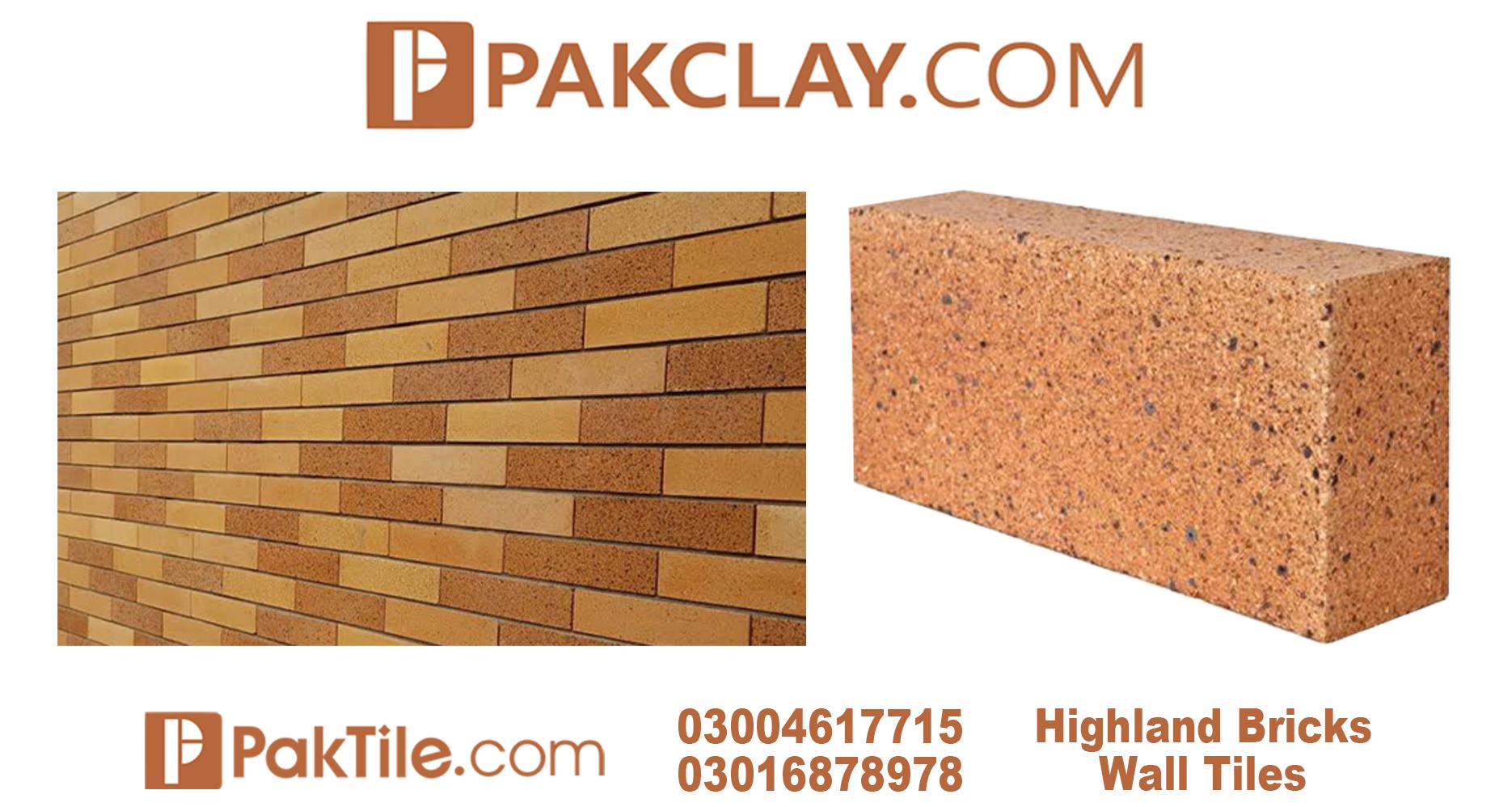 11 Yellow highland brick tiles in islamabad