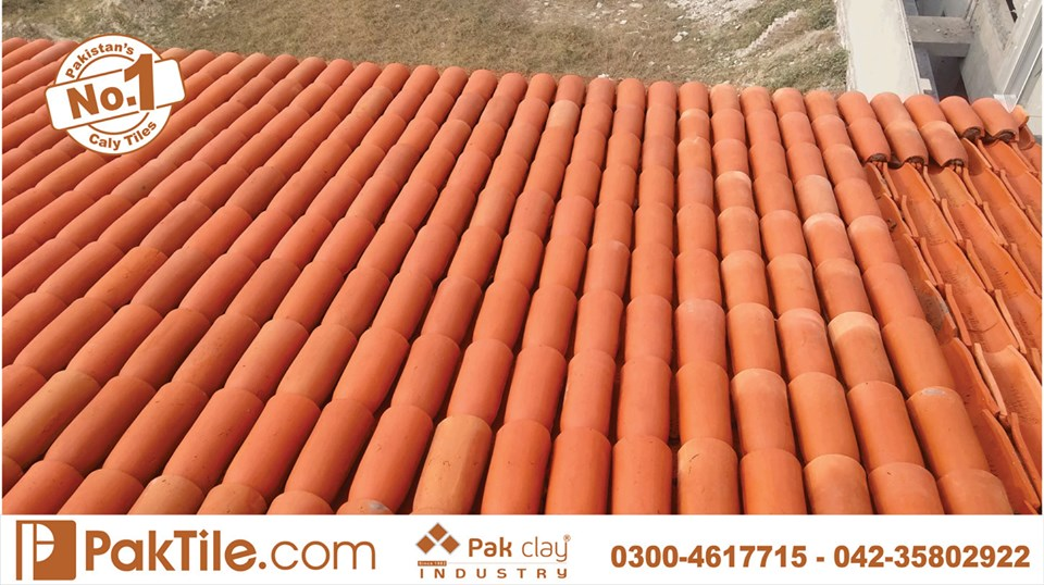 12 Khaprail Tiles in Lahore Roman Roof Tiles Designs in Pakistan Images.