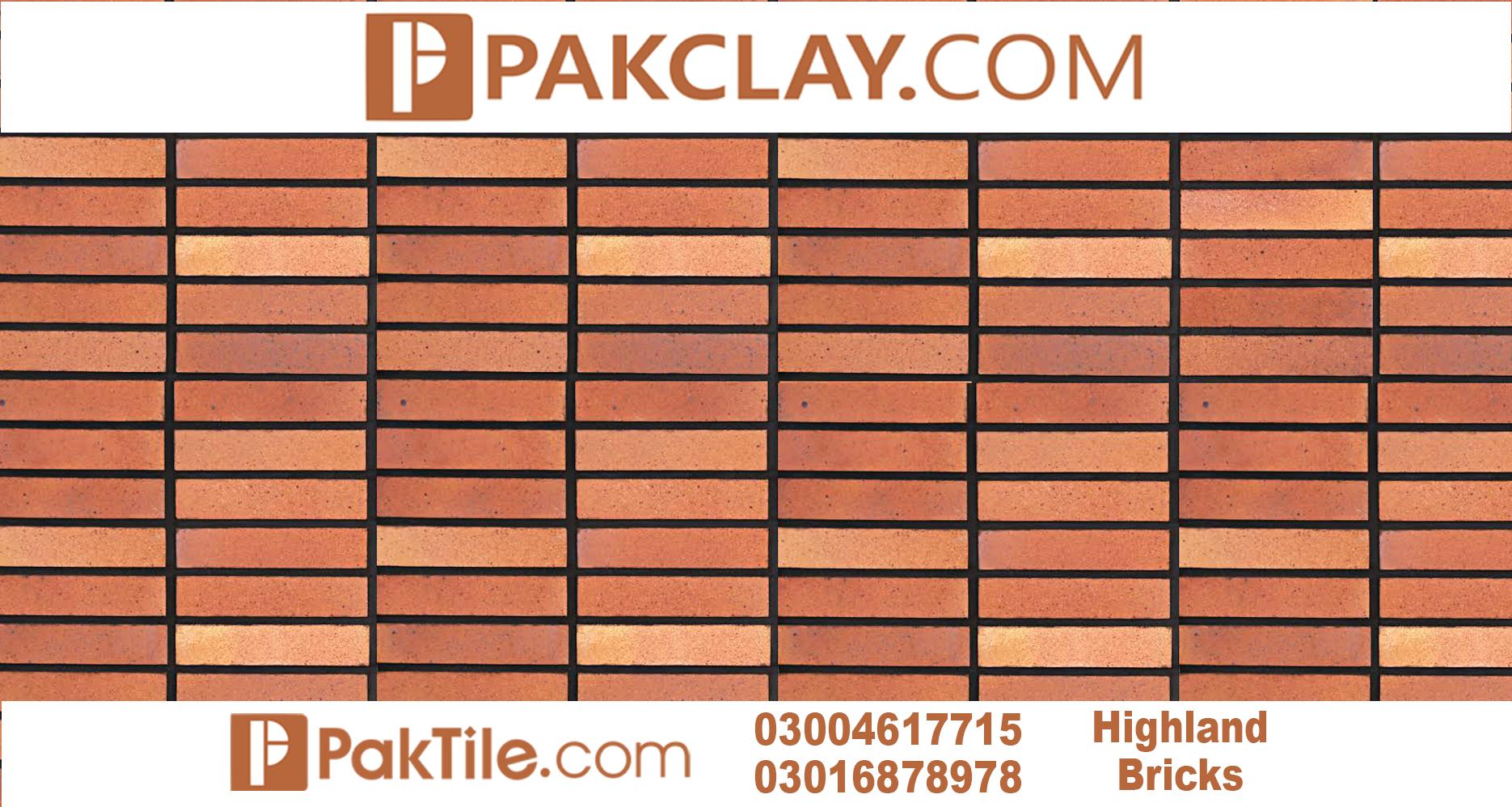 13 highland face brick tiles in rawalpindi