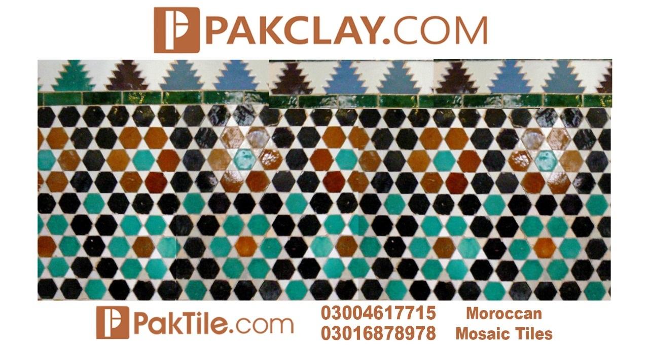 25 Moroccan Tiles in Pakistan