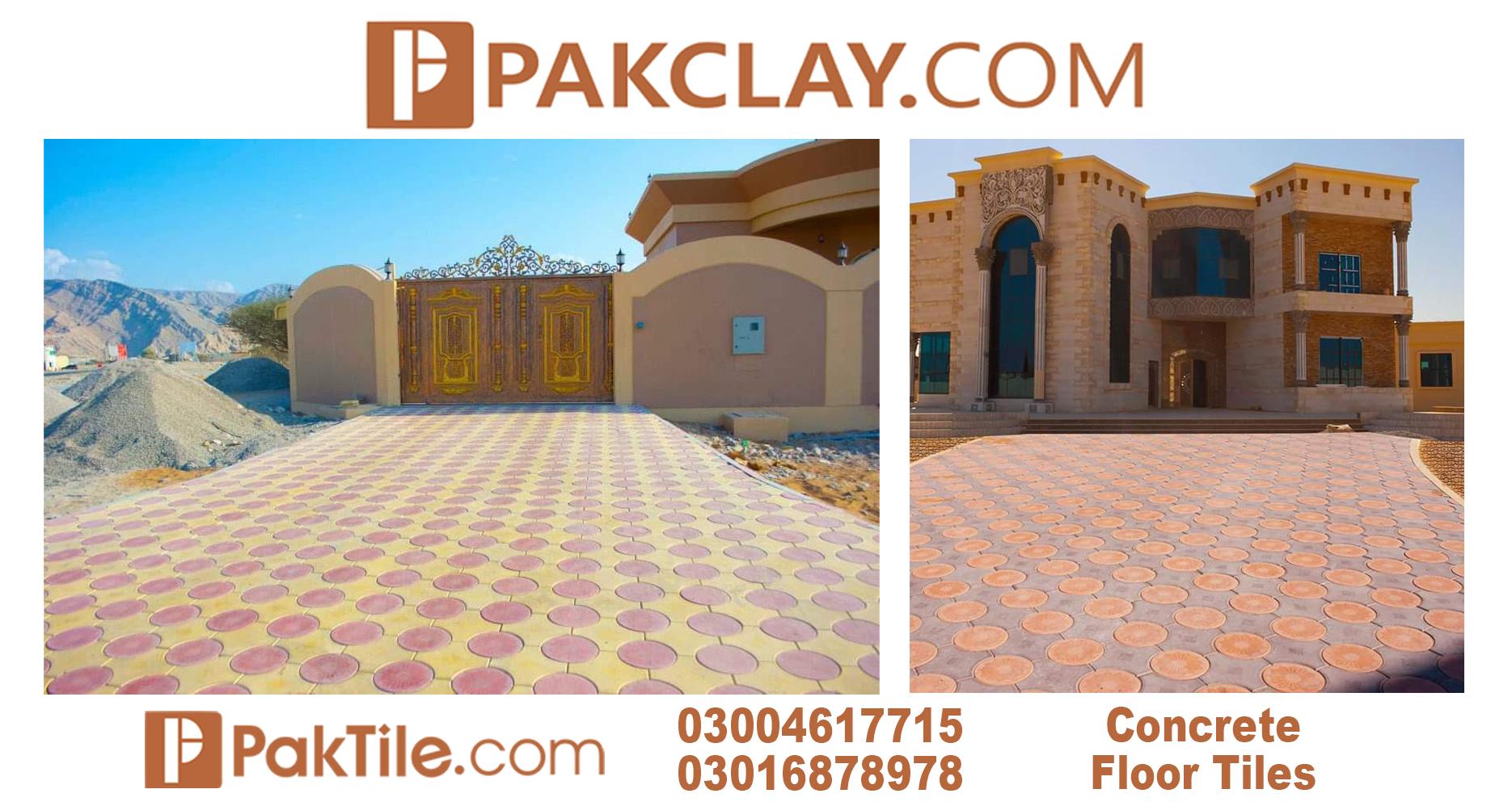 26 Outdoor Floor Tiles Design in Pakistan