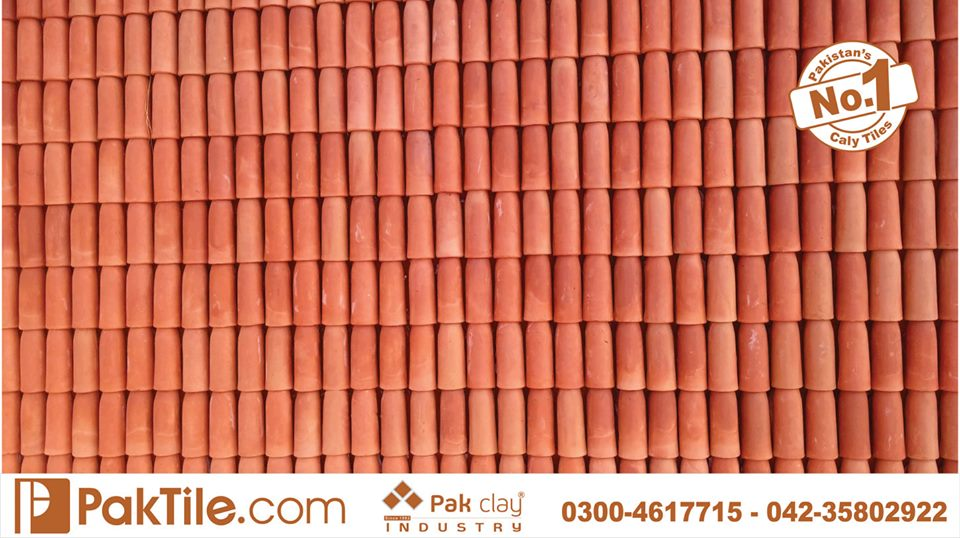 3 Khaprail Tiles in Lahore Ceramic Roof Tiles in Pakistan Images.
