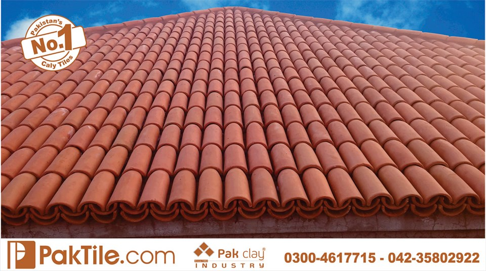 6 Khaprail Tiles in Lahore Clay Roofing Tiles Price in Pakistan Images.