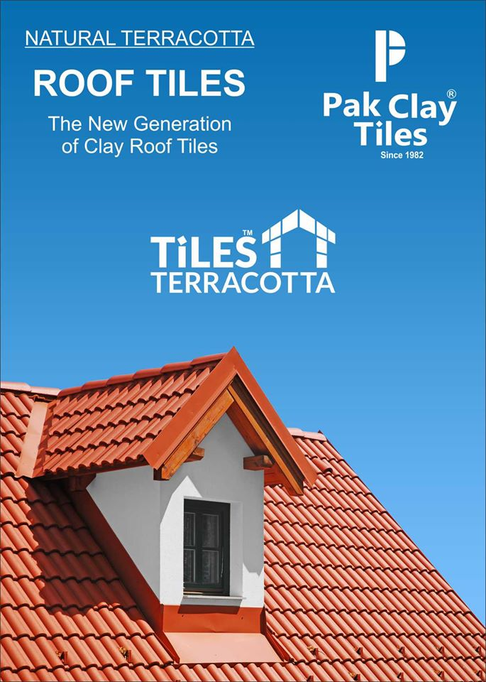 Finest Quality Clay Roof Tiles in Lahore