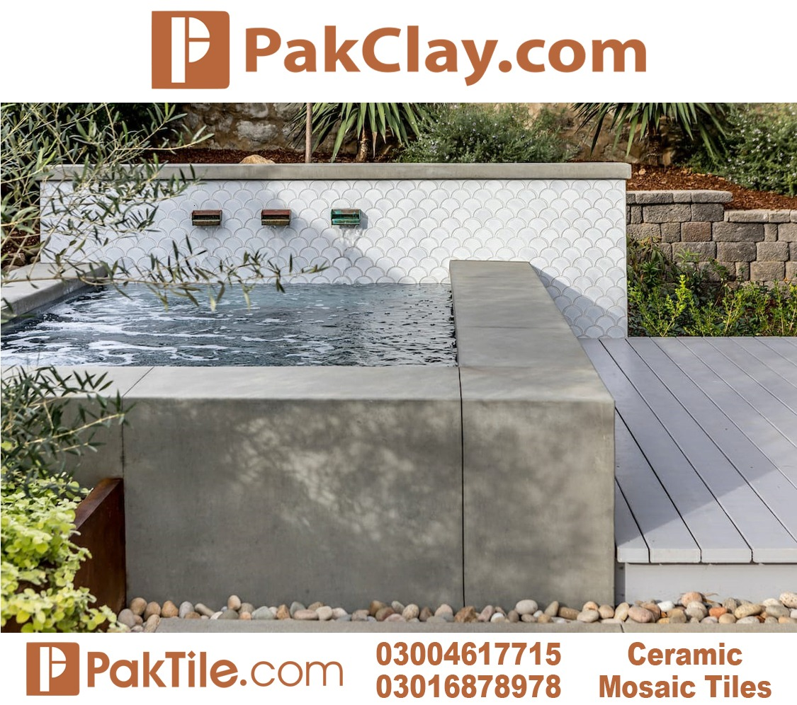 Porcelain Swimming pool tiles islamabad