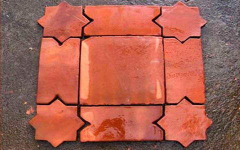 Clay Mosaic Tiles
