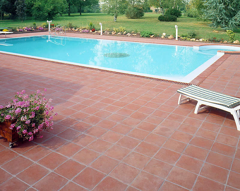 12 Terracotta Swimming Pool Flooring Tiles in Pakistan Flooring Tiles in Karachi Images.