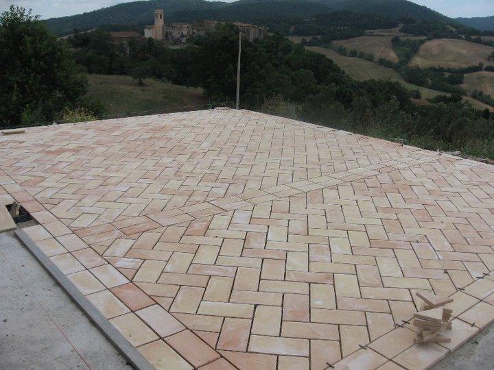 15 Pak Clay Outdoor Tiles Terracotta Floor Tiles in Pakistan Flooring Tiles Design Images.