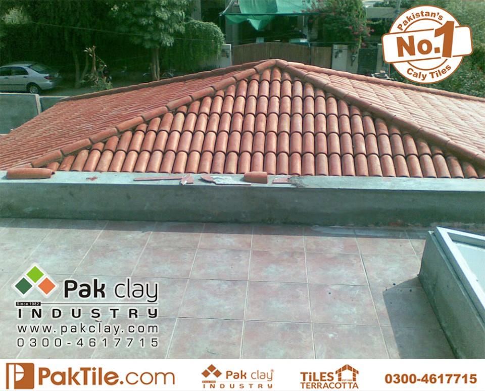 17 Khaprail Tiles in Karachi Terracotta Tiles Pakistan Ceramic Roof Tiles Images.