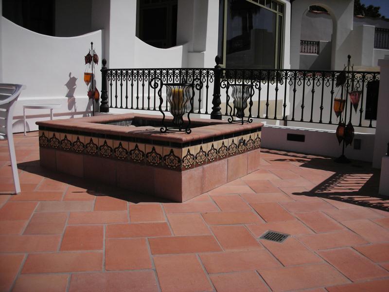 18 Pak Clay Terracotta Floor Tiles in Pakistan Porch Flooring Tiles Design in Pakistan Images.