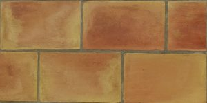 2 Terracotta Floor Tiles in Pakistan Rectangular Tiles Design Images.