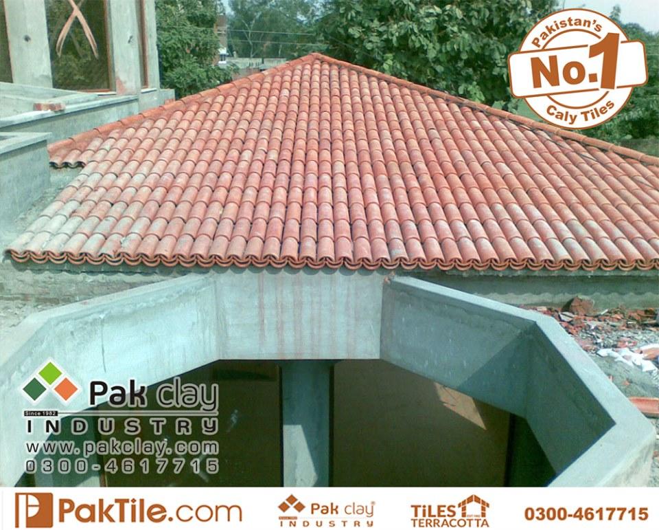 25 Khaprail Tiles in Karachi Clay Tiles Pakistan Roof Tiles Khaprail Texture Images.