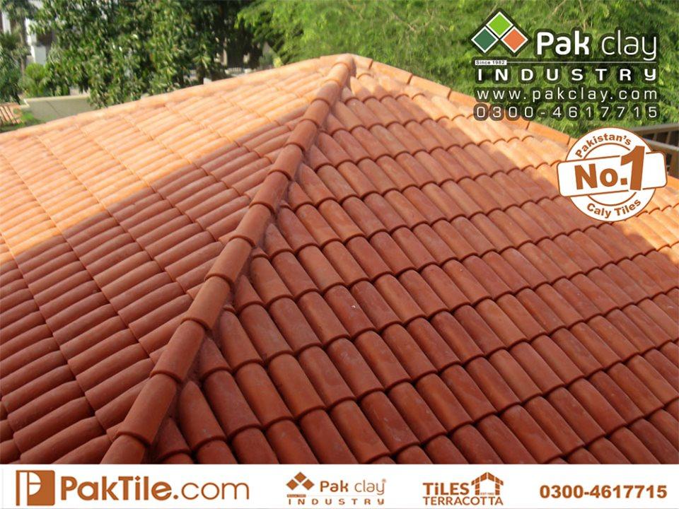 28 Khaprail Tiles in Karachi Clay Tiles Lahore Terracotta Roof Tiles Design Images.