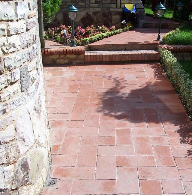 3 Outdoor Walkway Floor Tiles Design Porch Pavers Tiles in Pakistan Images