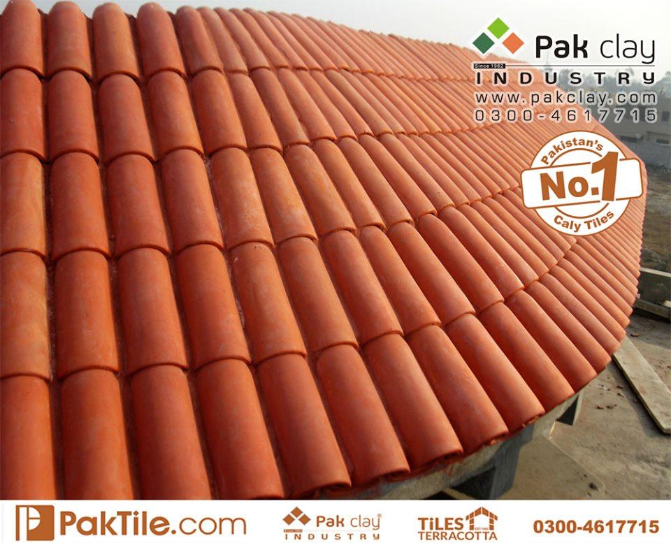 4 Khaprail Tiles in Karachi Terracotta Roof Tiles Price in Pakistan Images.