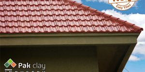 1 Disco Tile Glazed Clay Roofing Tiles Roof Tiles in Pakistan Khaprail Tiles Design Images.