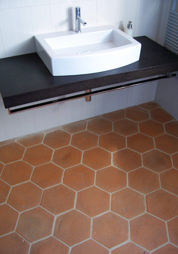 1 Hexagon Bathroom Floor Tiles in Pakistan Terracotta Flooring Tiles Design Images.