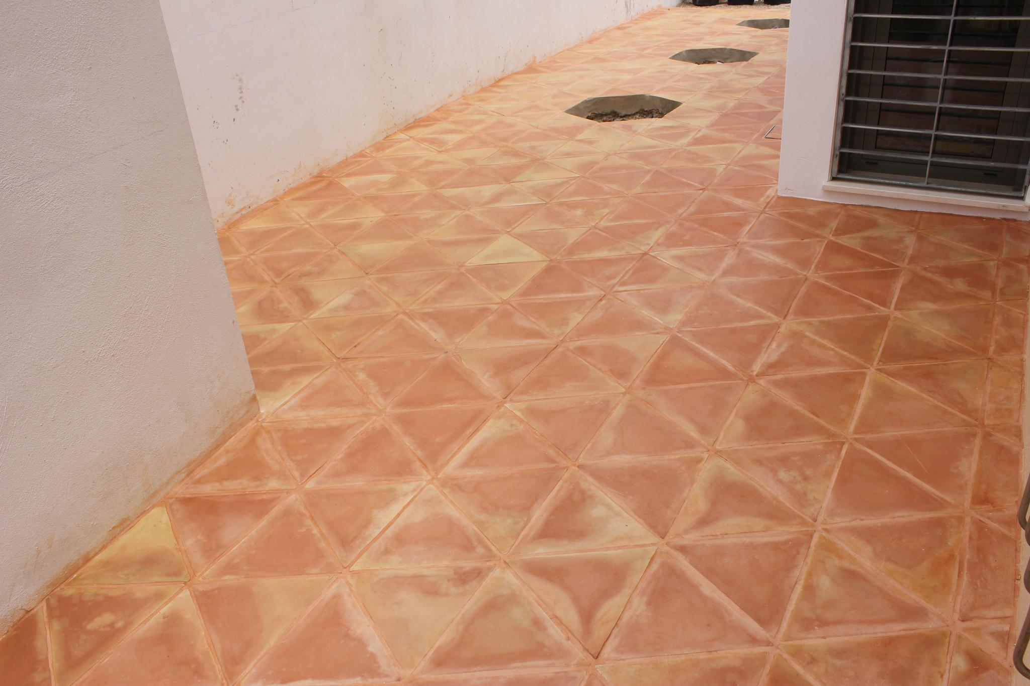 10 Pak Clay Bathroom Floor Tiles Design and Price in Pakistan Images.