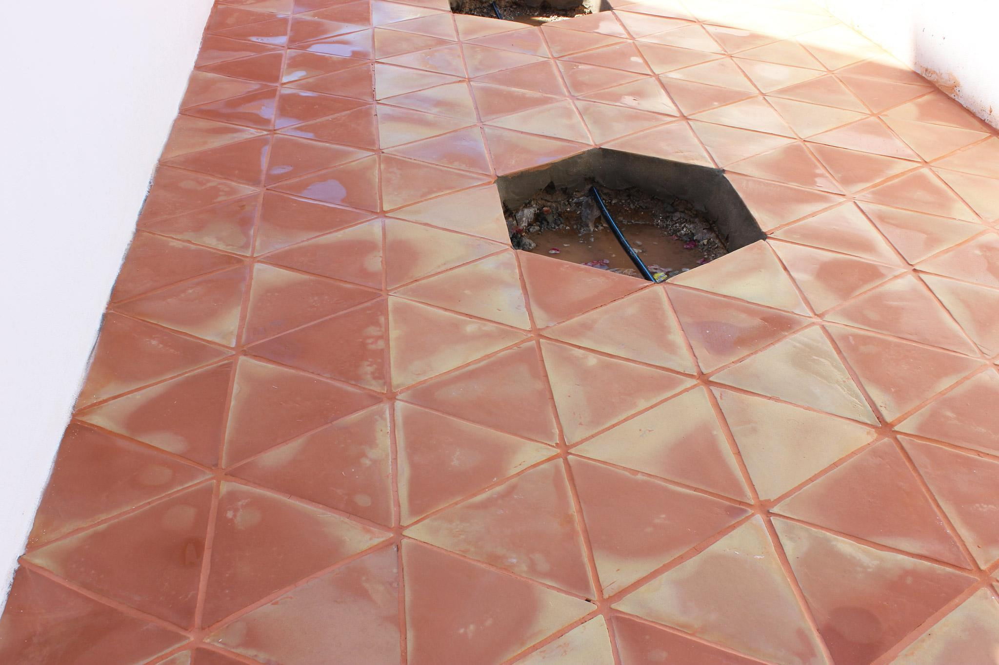 11 Pak Clay Living Room Floor Tiles Design and Price in Pakistan Images.