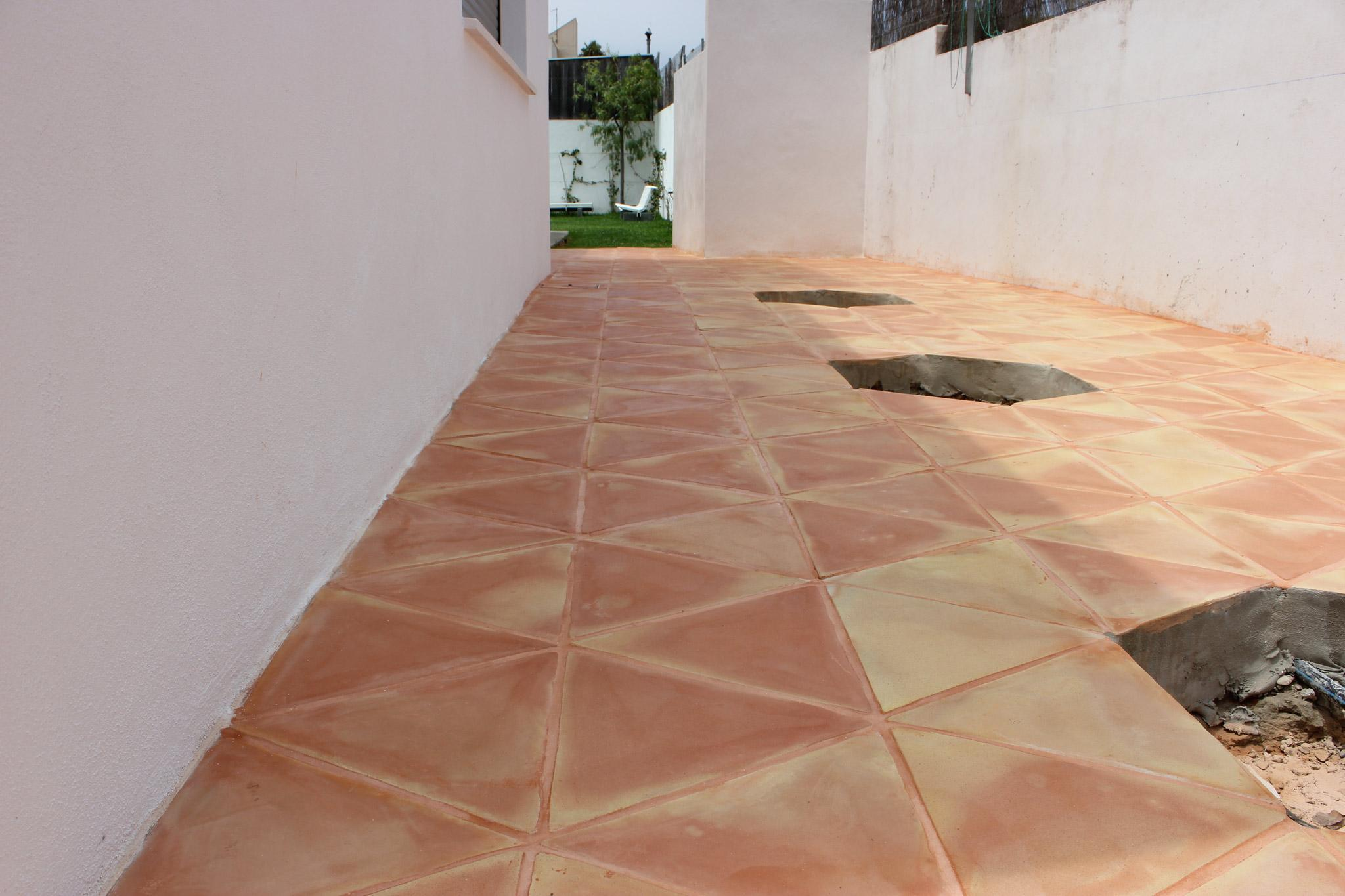 12 Pak Clay Pavers Floor Tiles Design and Price in Pakistan Images.