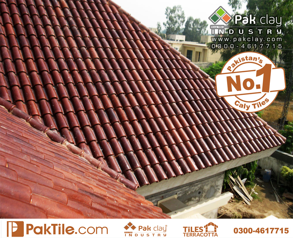 13 Pak Clay Industry Terracotta Roof Tile Spanish Roof Tile 9 Roofing Tile Images.