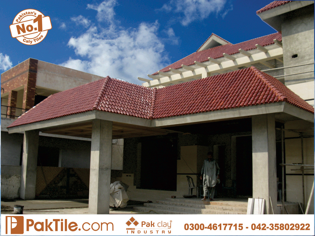 17 Pak Clay Industry Ceramic Roof Tiles Spanish Roof Tiles 9 Roofing Tiles Factory Images.