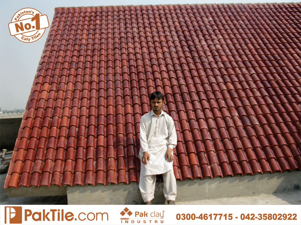18 Pak Clay Industry Terracotta Khaprail Tiles Spanish Roof Tiles 9 Roofing Tiles Images.
