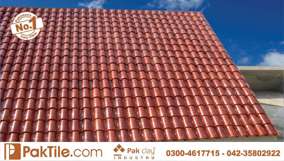 19 Pak Clay Industry Khaprail Tiles Design Spanish Roof Tiles 9 Roofing Tiles Images.
