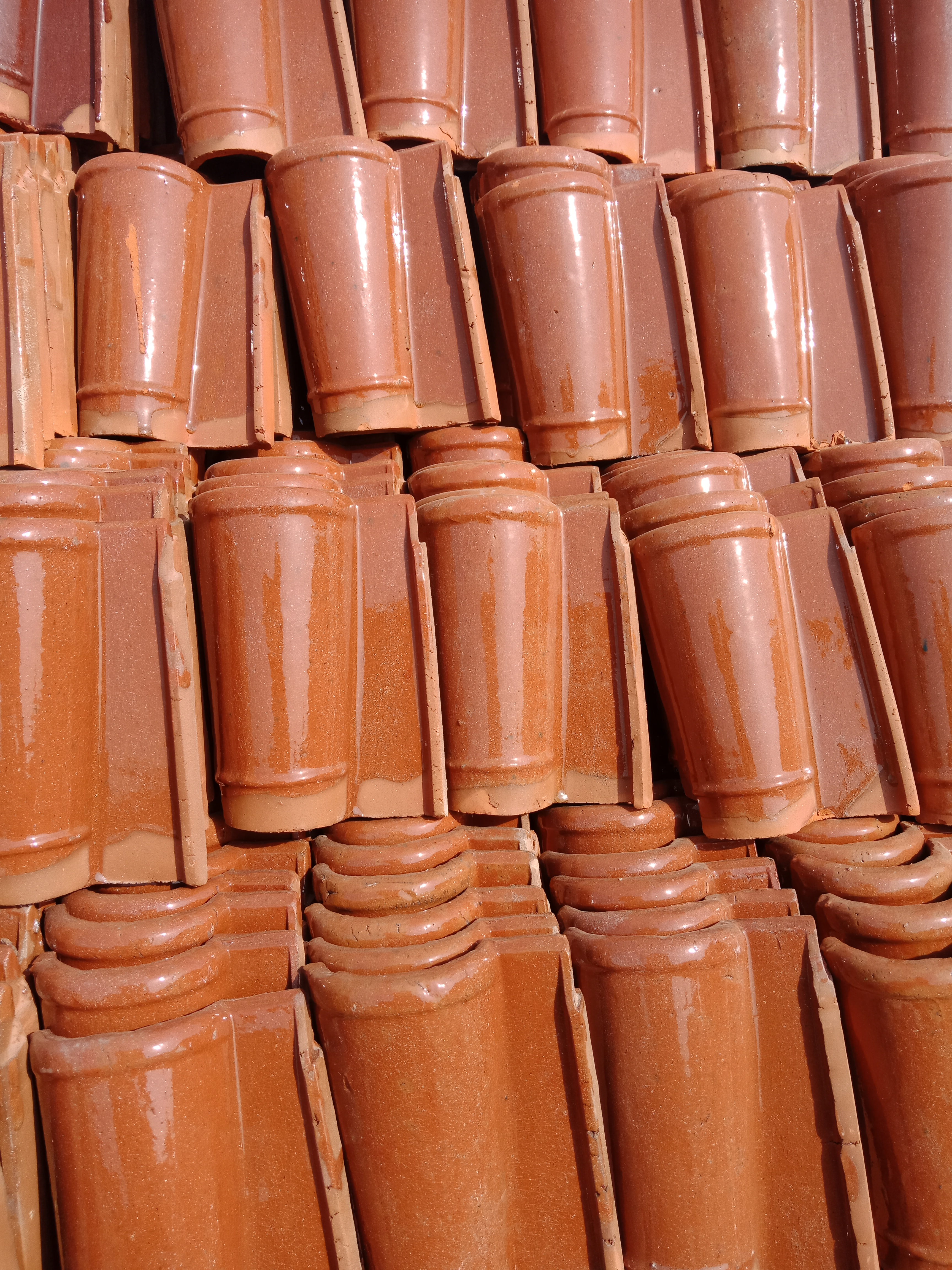 2 Terracotta Glazed Roof Tiles Clay Roof Tiles Rates in Pakistan Images.