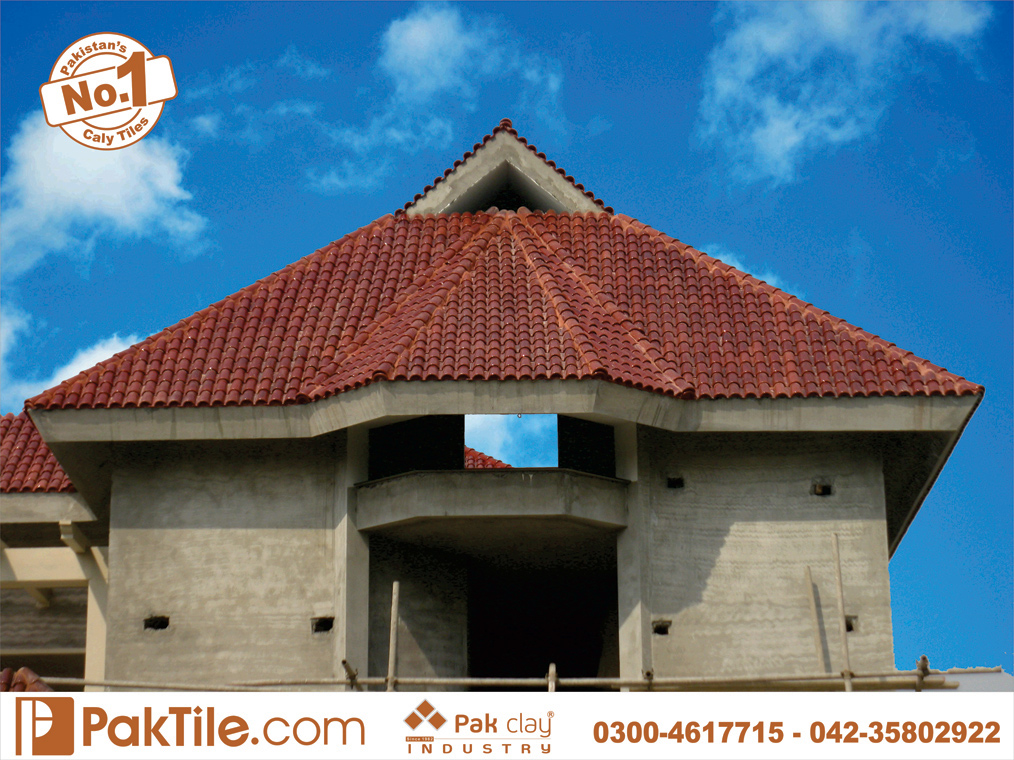 21 Pak Clay Industry Khaprail Roof Tiles Design Spanish Roof Tiles 9 Roofing Tiles Images.