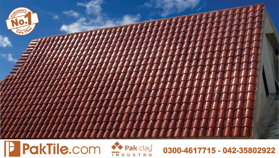 22 Pak Clay Khaprail Roofing Tiles SpanishGlazed Roof Tiles 9 Roofing Tiles Images.