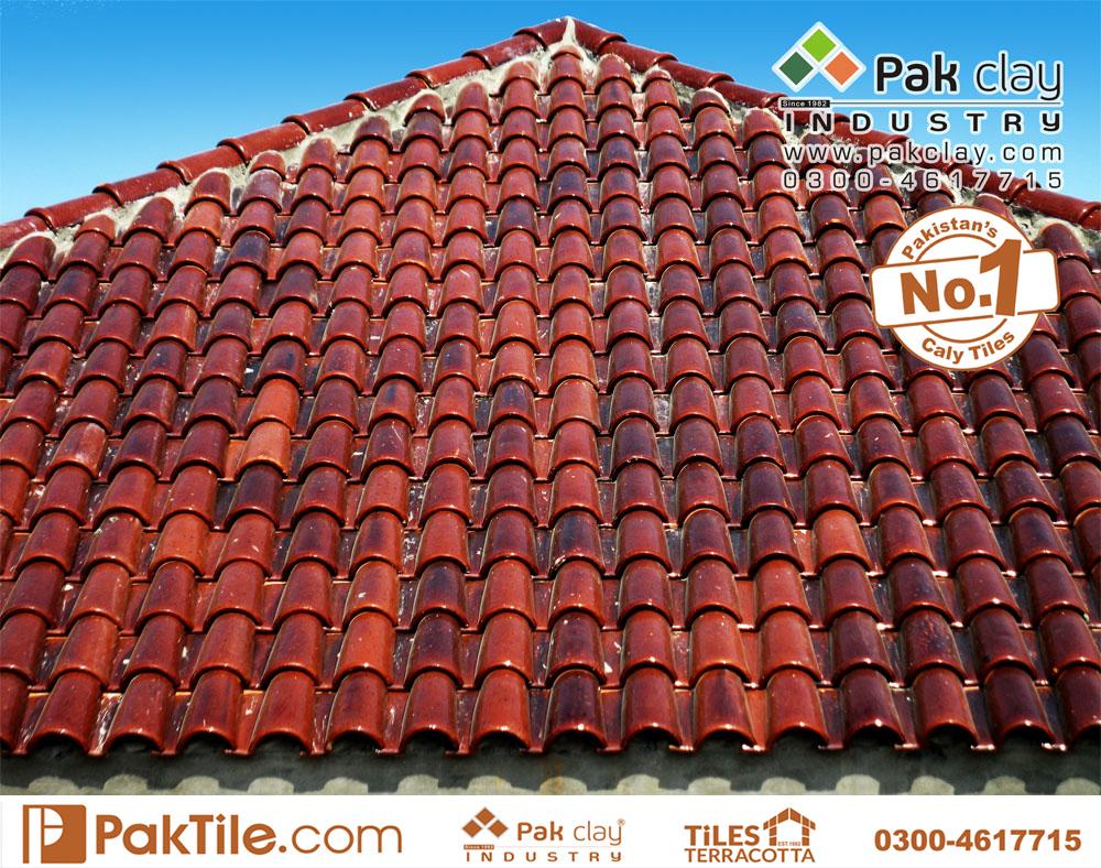 3 Pak Clay Industry Ceramic Tiles Spanish Glazed Roof Tiles 9 Khaparil Tiles Images.