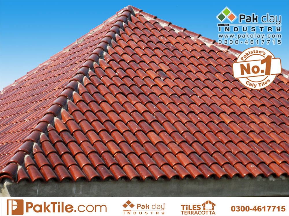 4 Pak Clay Industry Khaprail Tiles Manufacturer Spanish Glazed Roof Tiles 9 Images.