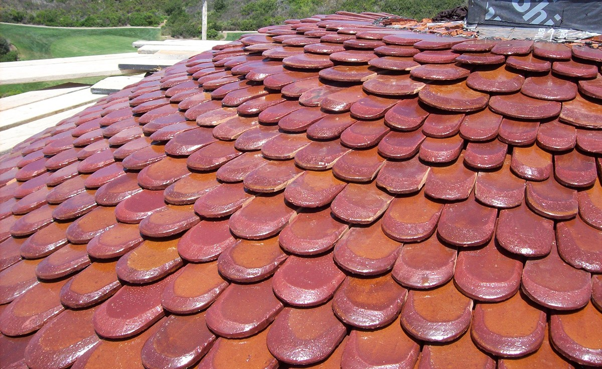 5 Pak Clay Roof Tiles Price in Pakistan Red Bricks Roofing Tiles Design Images.