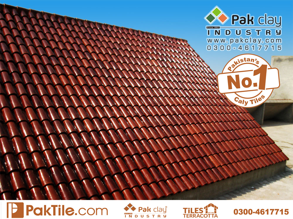 6 Pak Clay Industry Khaprail Tiles Rates in Pakistan Spanish Roof Tiles 9 Images.