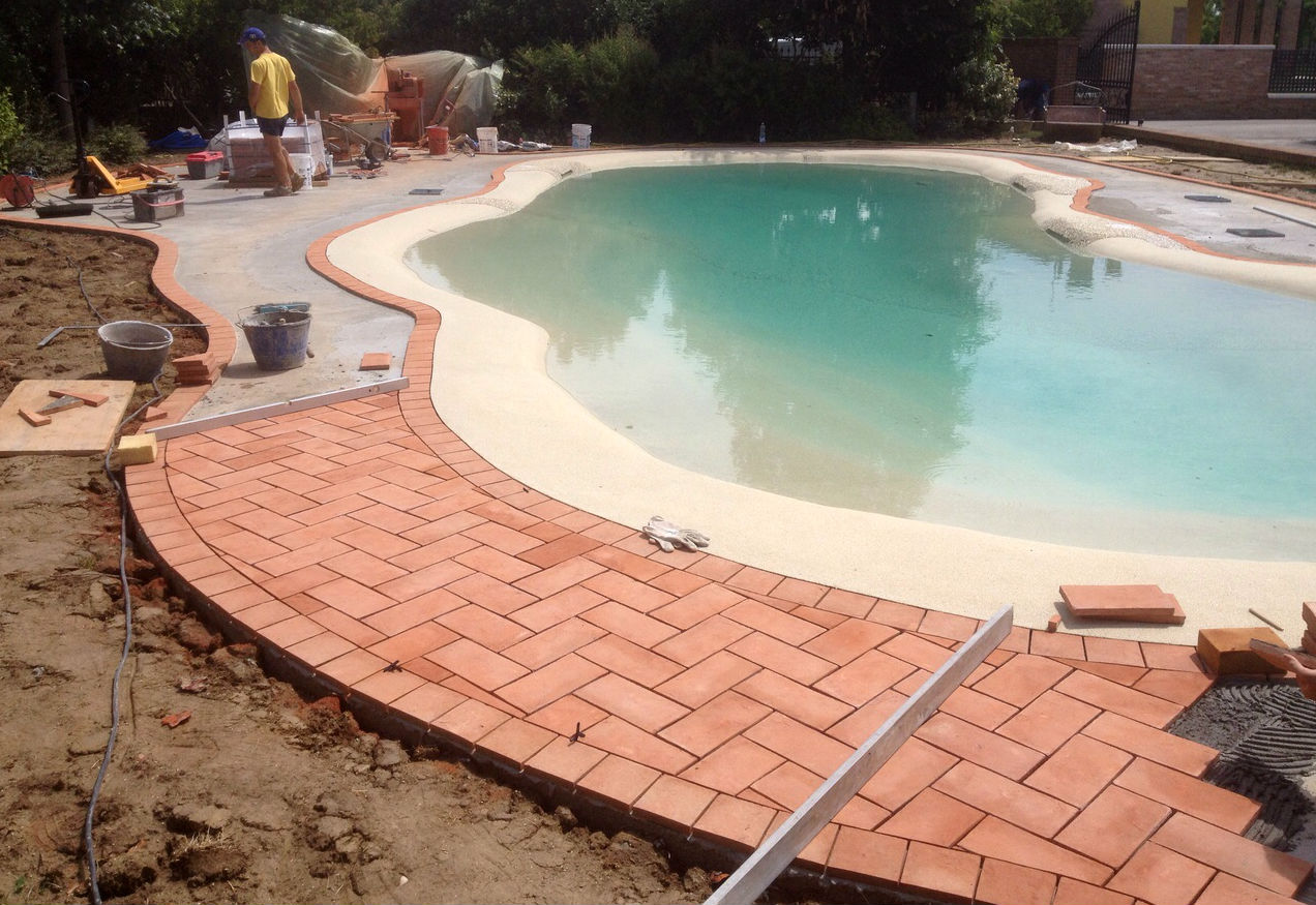 7 Pak Clay Flooring Tiles in Pakistan How to Install Floor Tiles Swimming Pool Tiles Designs.