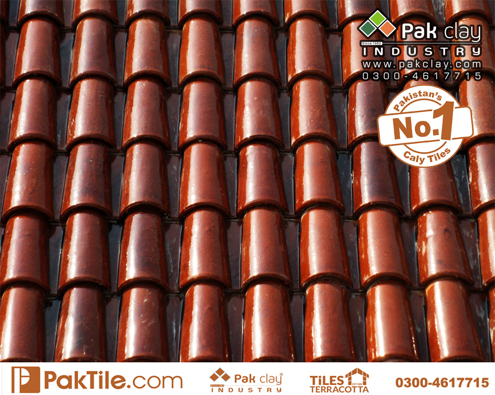 7 Pak Clay Industry Khaprail Roof Tiles Spanish Glazed Roof Tiles 9 Roofing Tiles Images.
