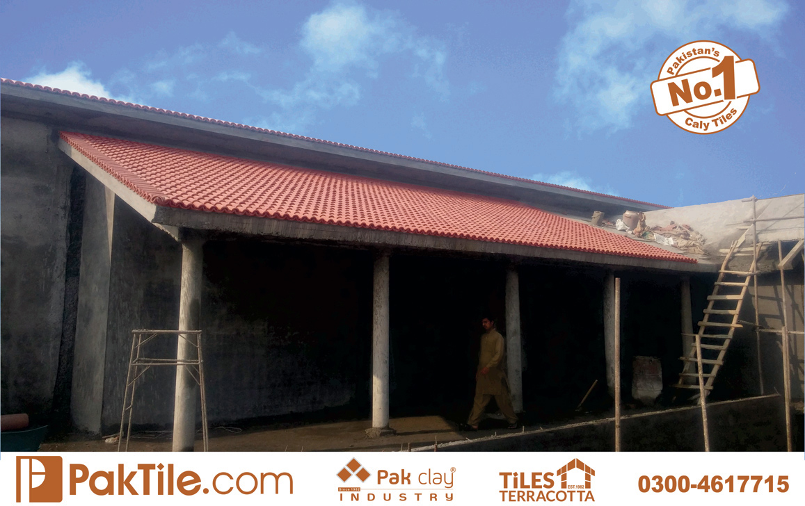 7 Terracotta Roof Tiles Khaprail Tiles in Lahore Roof Shingles Images.