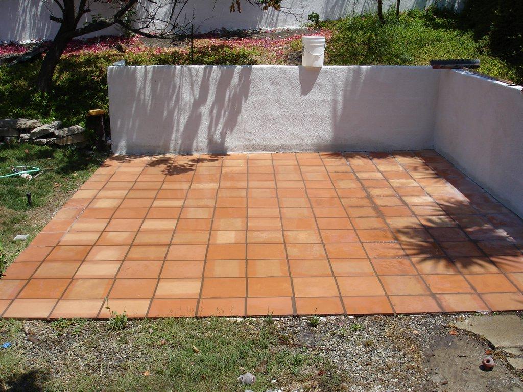 8 Hand Made Bricks Tiles in Pakistan Garden Area Floor Tiles Designs in Pakistan Images.