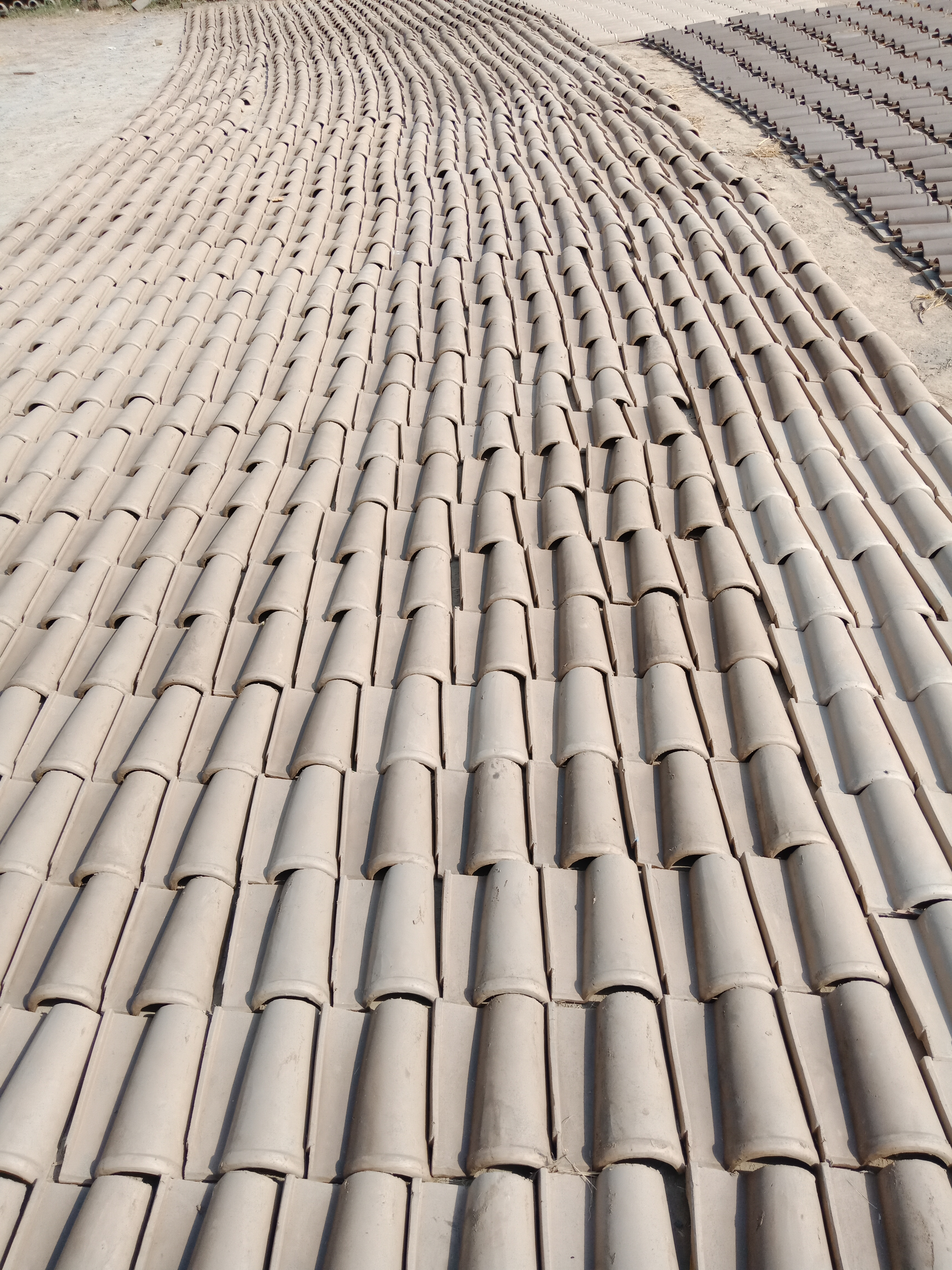 8 Khaprail Tiles Manufacturer Roof Tiles in Pakistan Terracotta Tiles Pakistan.