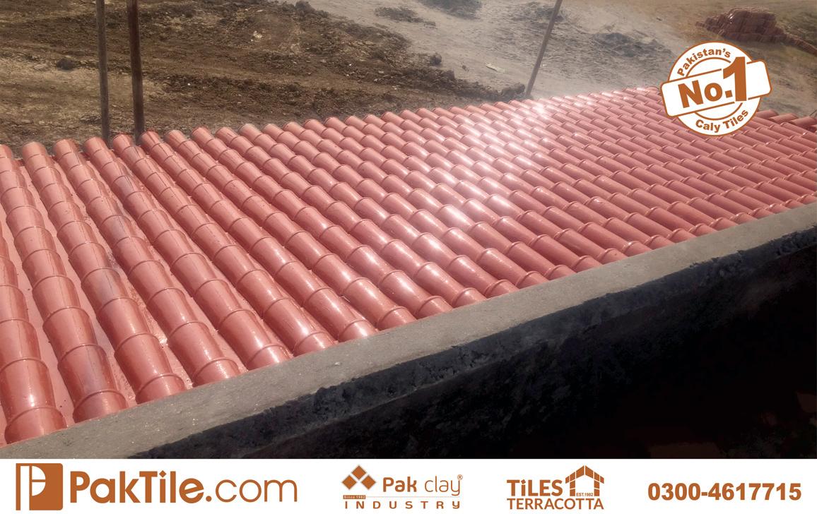 9 Pak Clay Tiles Roof Tiles Design Khaprail Tiles Rates in Pakistan Images.