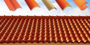Ceramic Roof Tiles in Pakistan.
