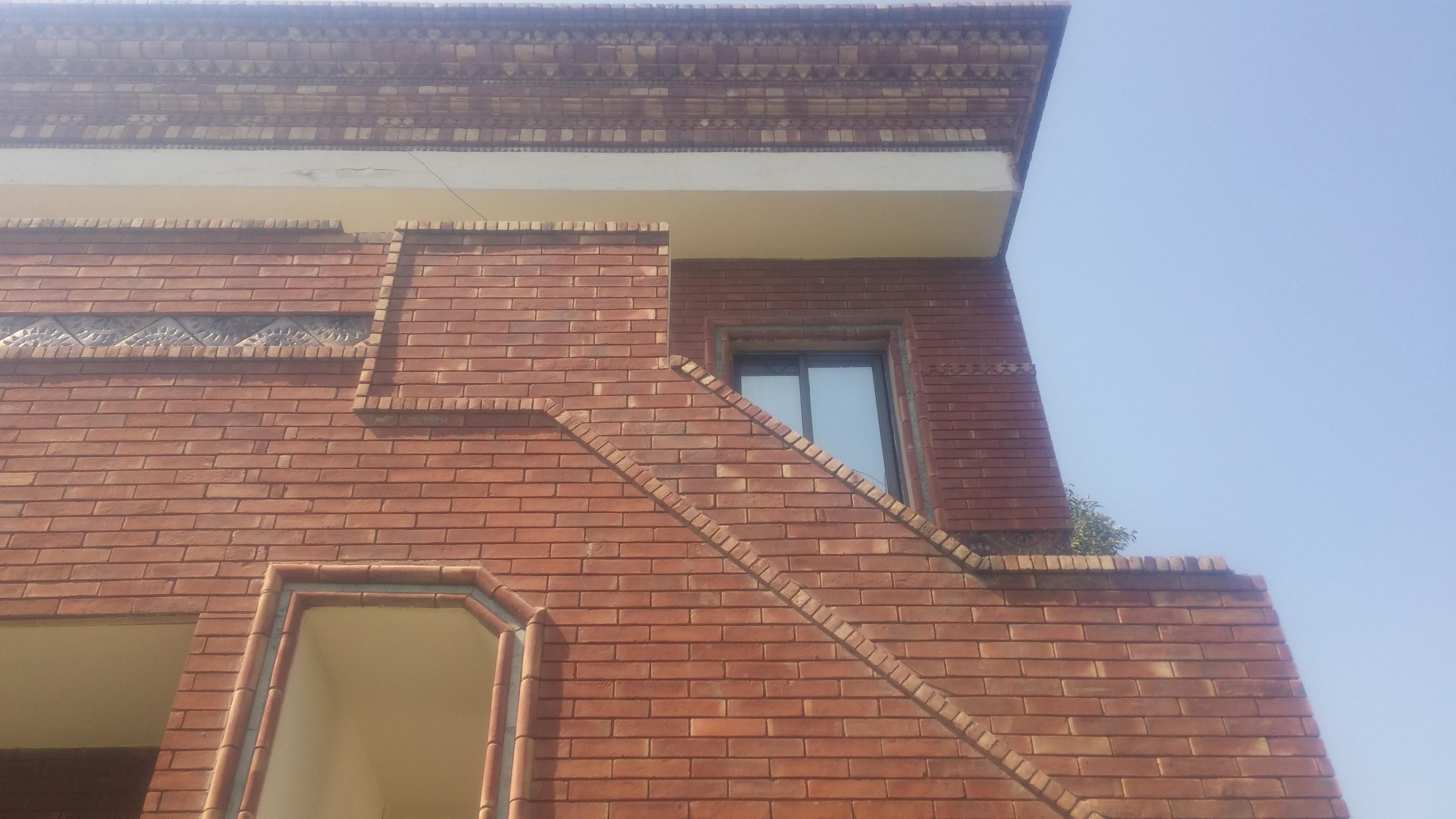 Red Bricks Gutka Tiles Texture (11)