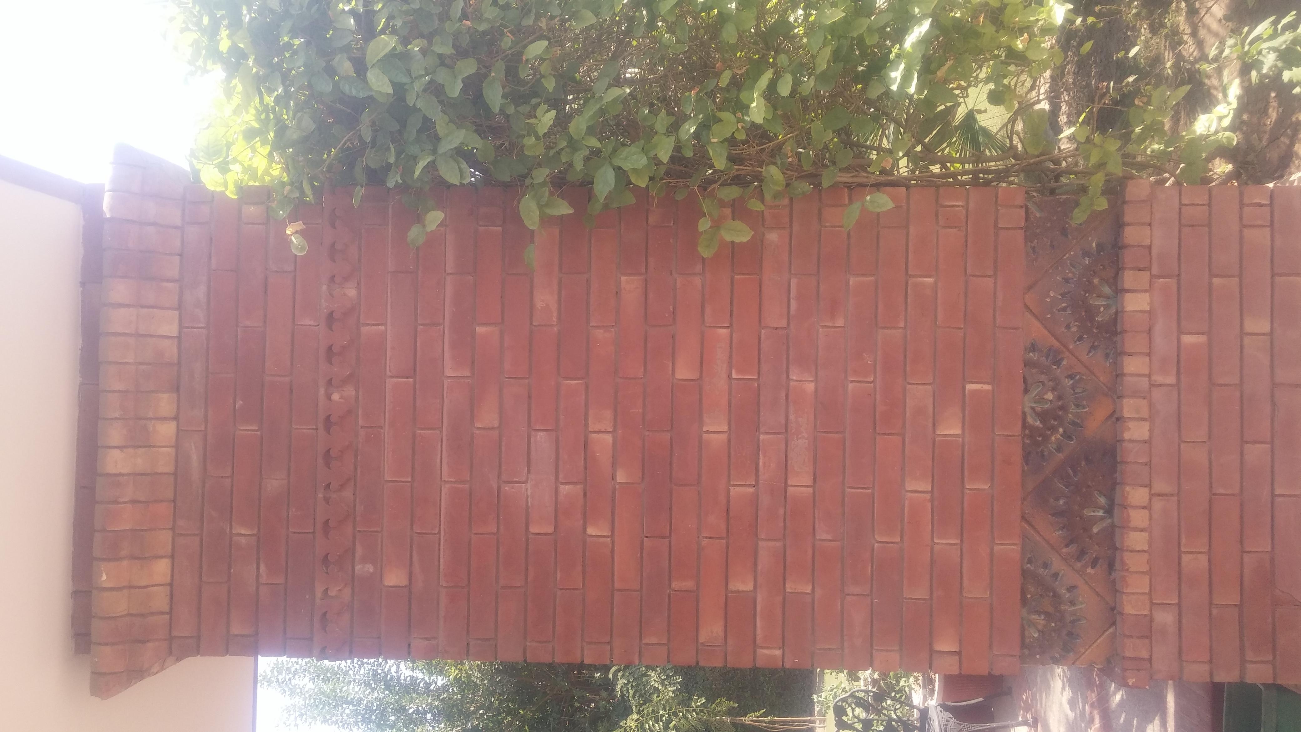 Red Bricks Gutka Tiles Texture (3)