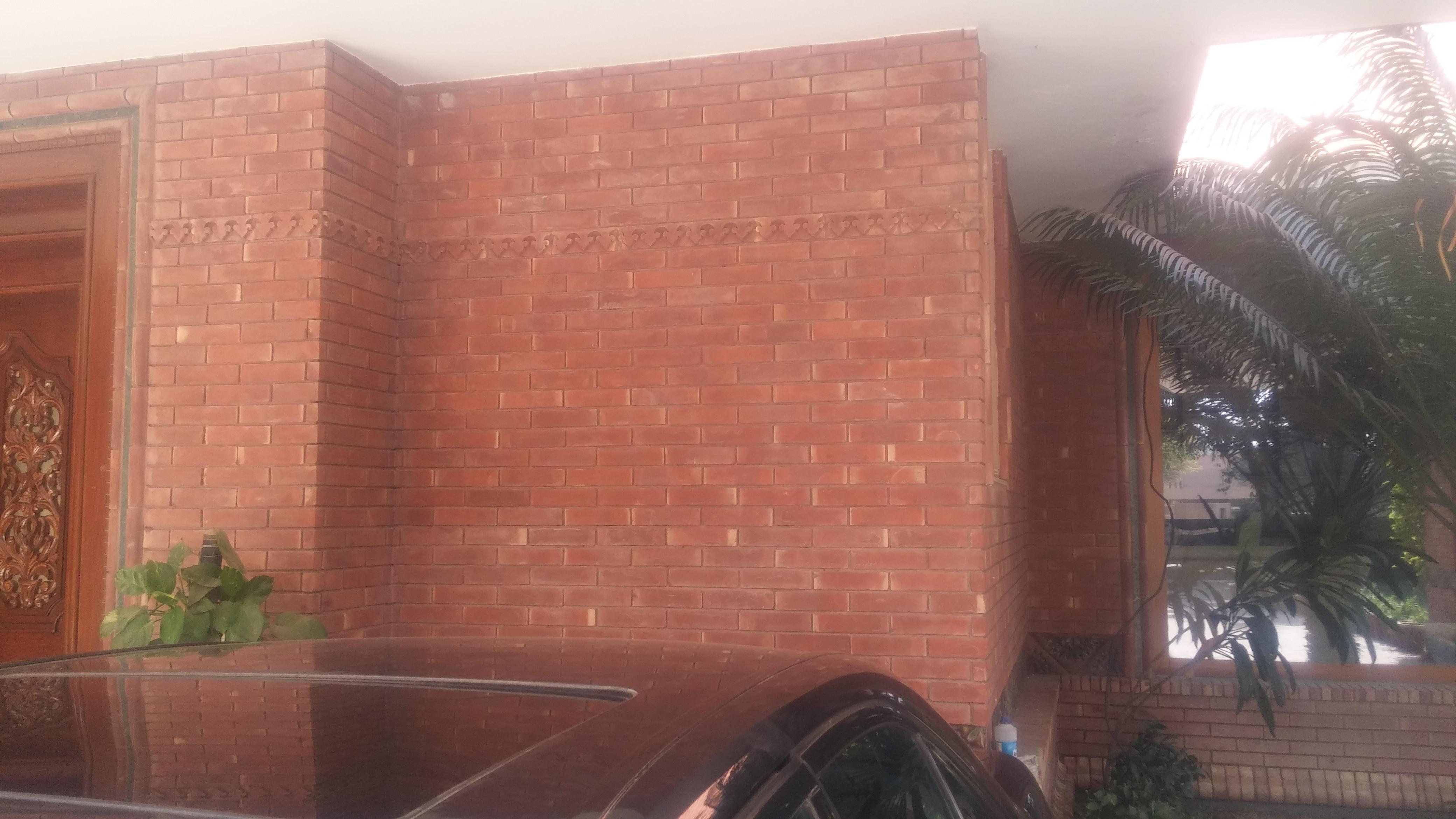 Red Bricks Gutka Tiles Texture (4)