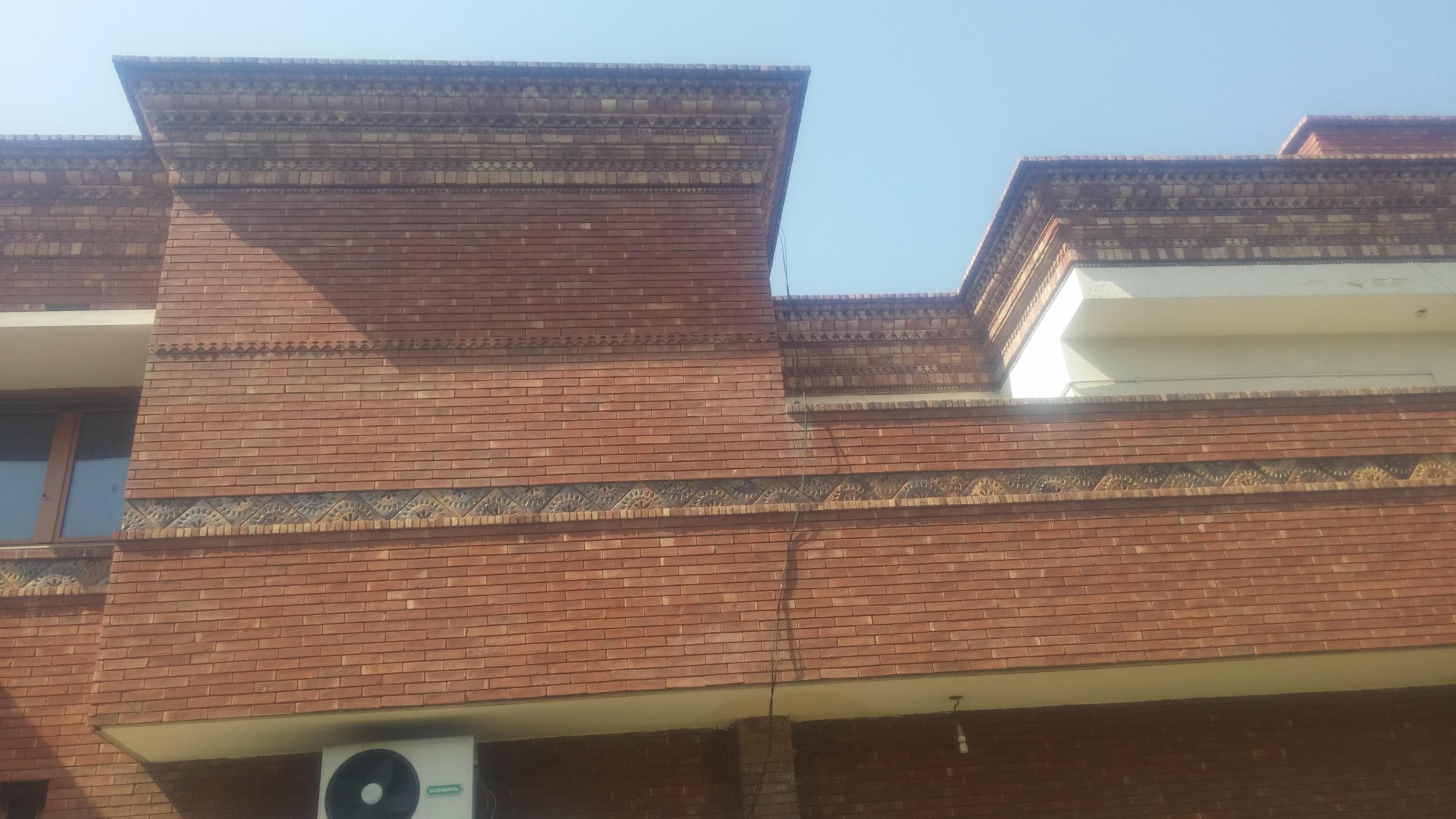 Red Bricks Gutka Tiles Texture (8)