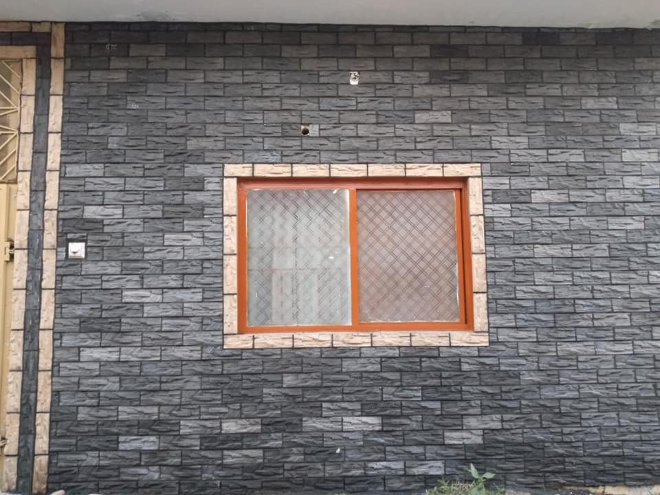 Chakwal Stone Black Front Face Tiles in Pakistan
